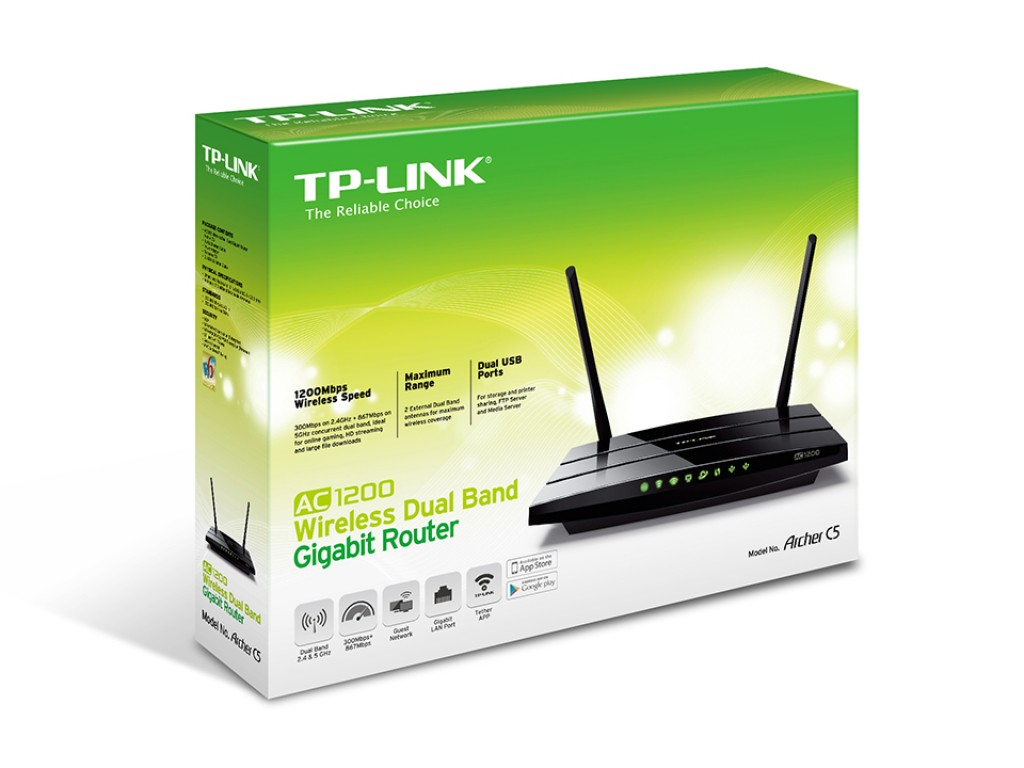 tp link ac1200 router review