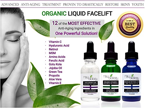 skin solve retinol facelift serum reviews