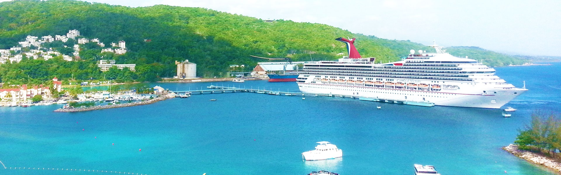 montego bay jamaica cruise port reviews