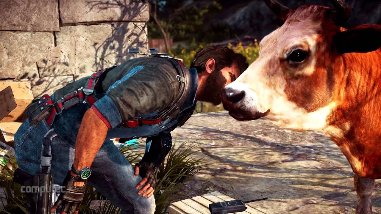 just cause 2 gamespot review