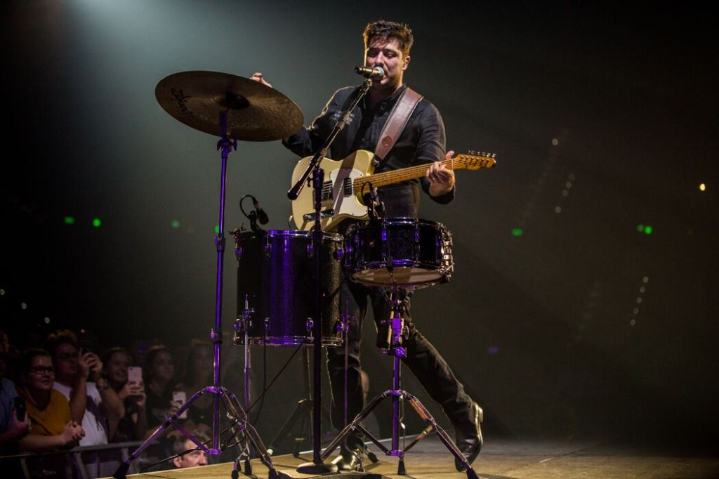 mumford and sons live review