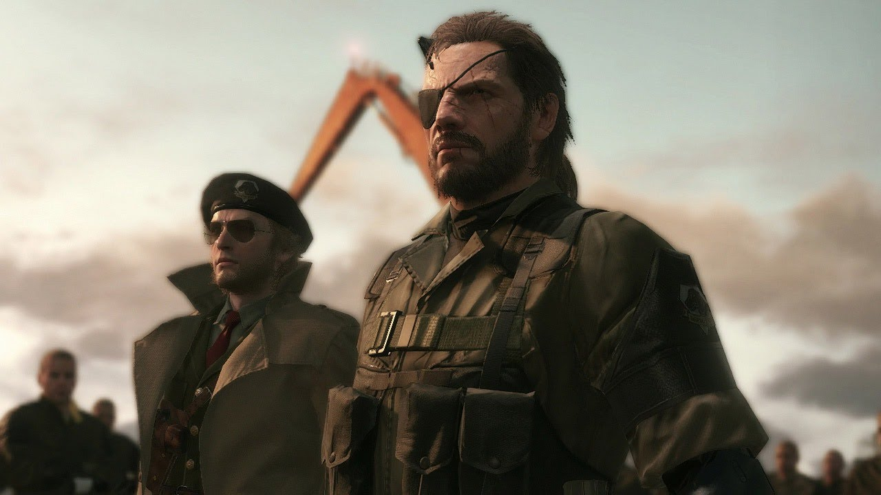 metal gear solid 5 ign review