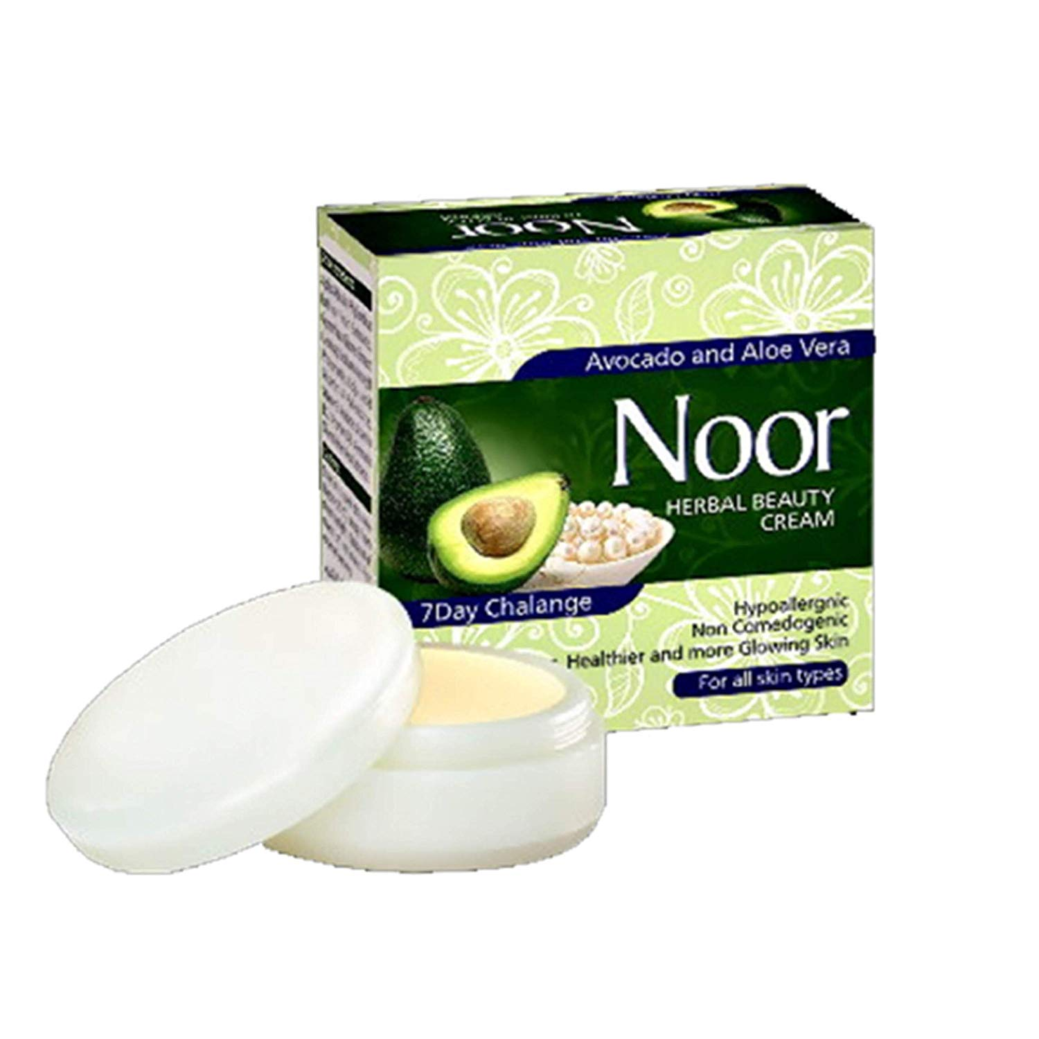 noor herbal beauty cream review
