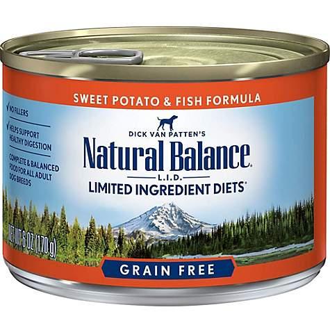 natural balance wet dog food reviews