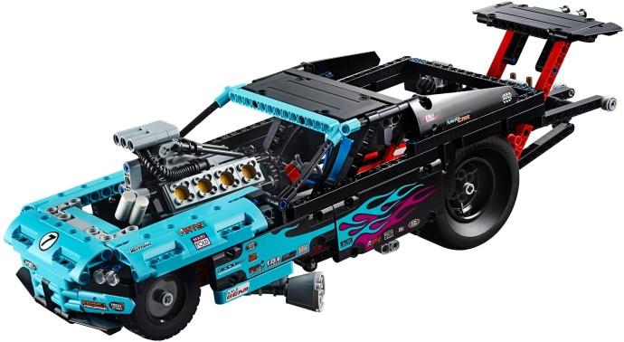 lego technic drag racer review