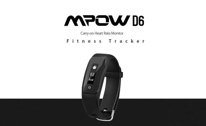 mpow smart fitness tracker review
