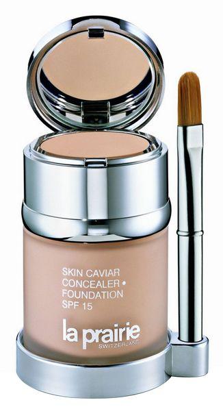 la prairie skin caviar foundation reviews
