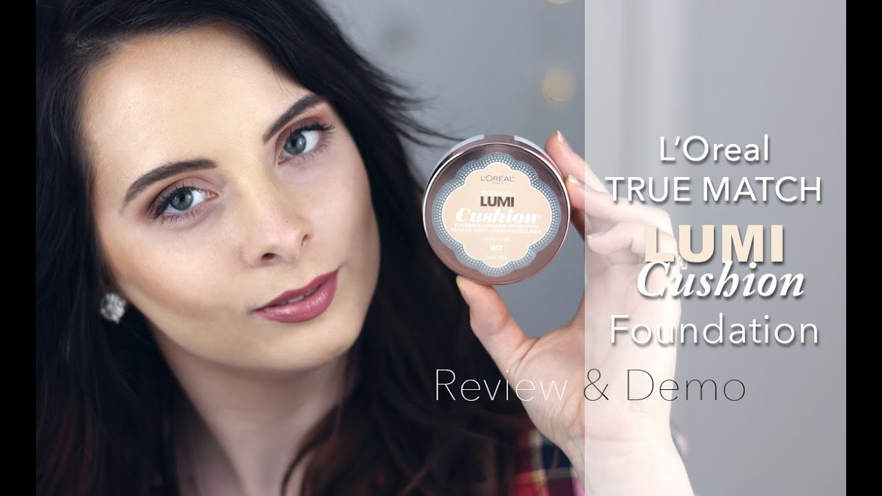 l oreal true match lumi cushion review