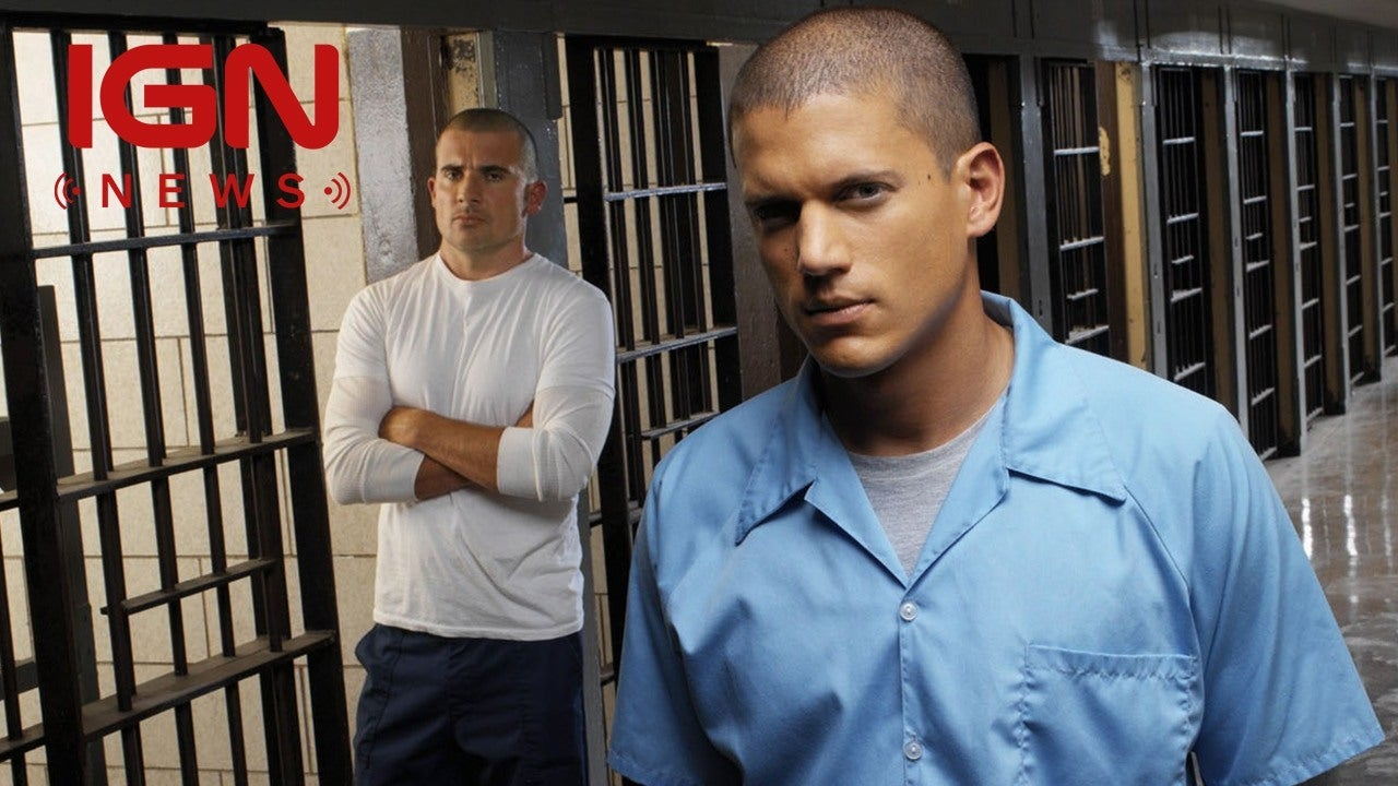 prison break season 1 review ign