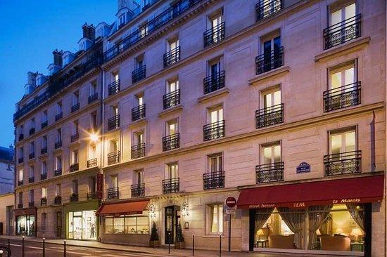 my hotel in france le marais reviews