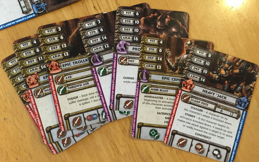 the undercity board game review