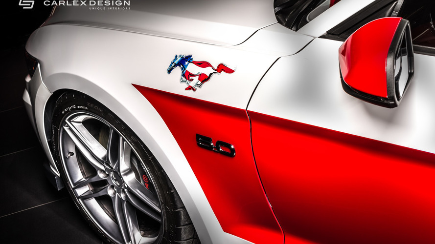lebanon ford 727 hp mustang review