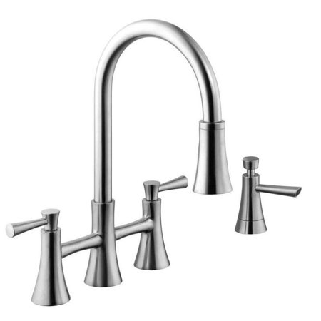 kitchen faucet with soap dispenser reviews