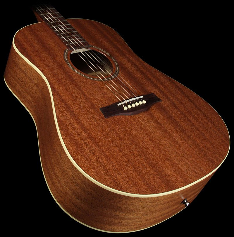 seagull s6 mahogany deluxe review