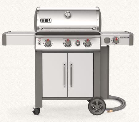 weber spirit e 310 natural gas grill review