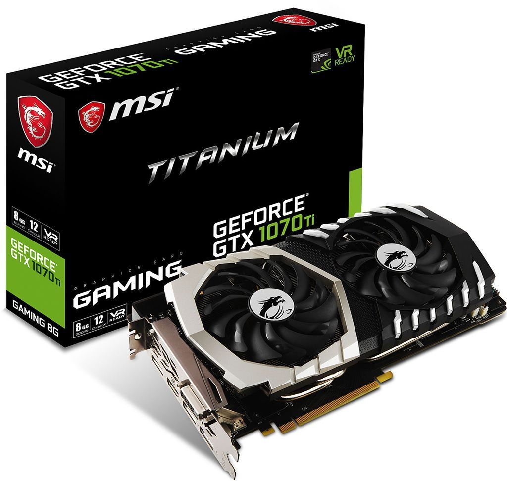 msi gtx 1070 ti gaming review