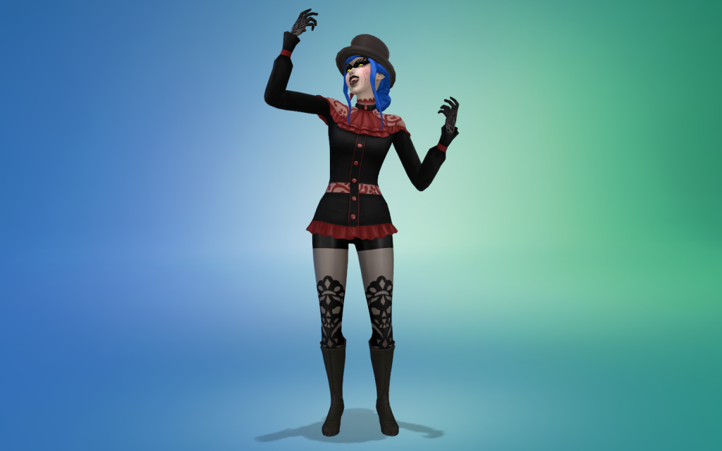 sims 4 vampire pack review