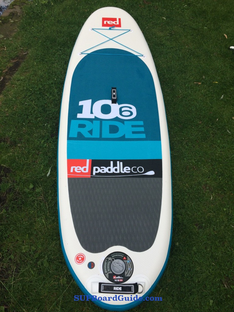 red paddle co 10 6 ride review