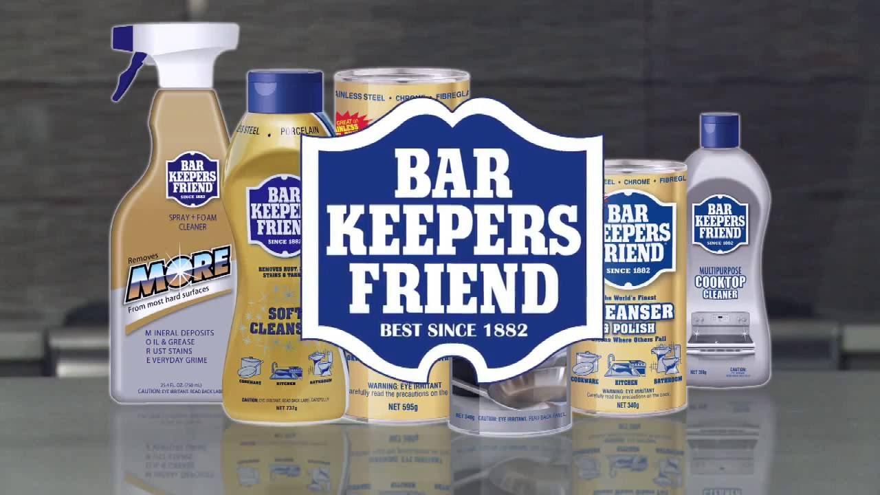 liquid bar keepers friend reviews