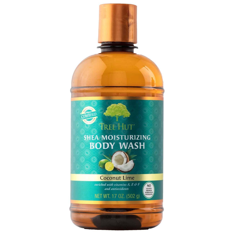 tree hut body wash reviews