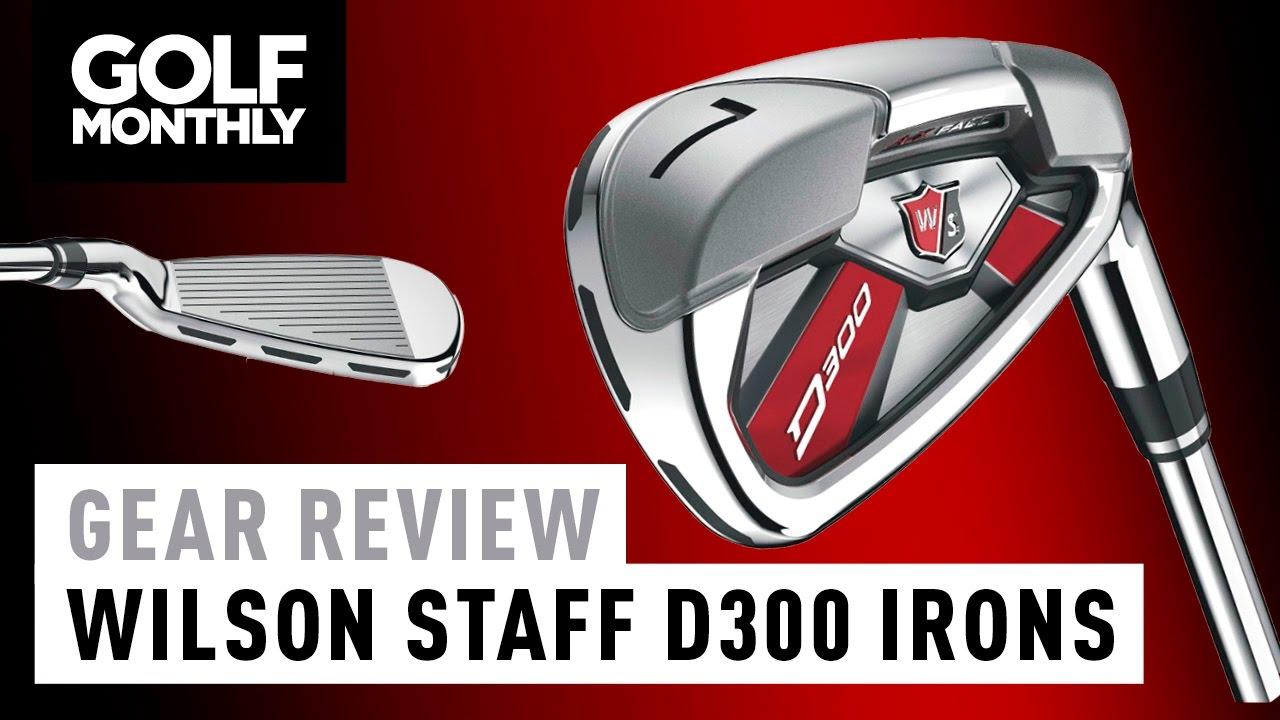 wilson staff d300 irons review