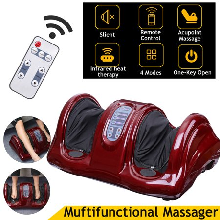 shiatsu kneading and rolling foot massager reviews