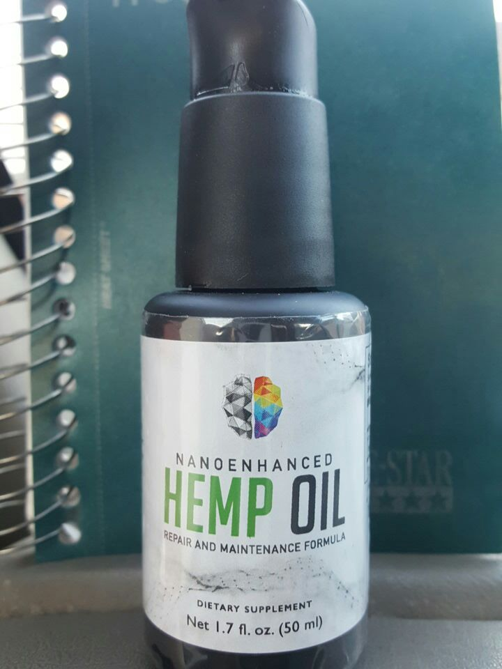 nano enhanced hemp oil reviews