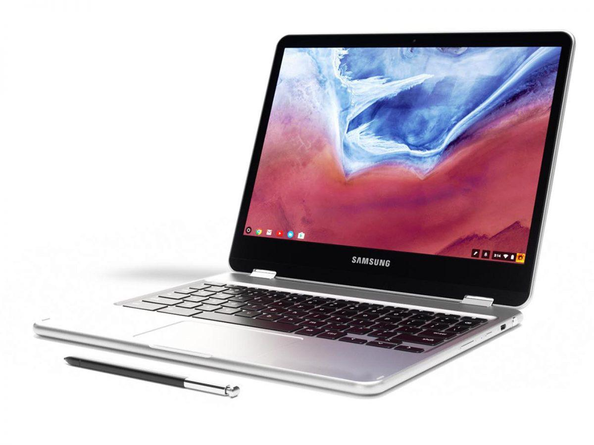 samsung chromebook plus stylus review