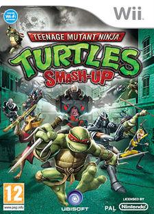 teenage mutant ninja turtles wii game review