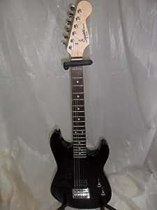 squier mini strat electric guitar review