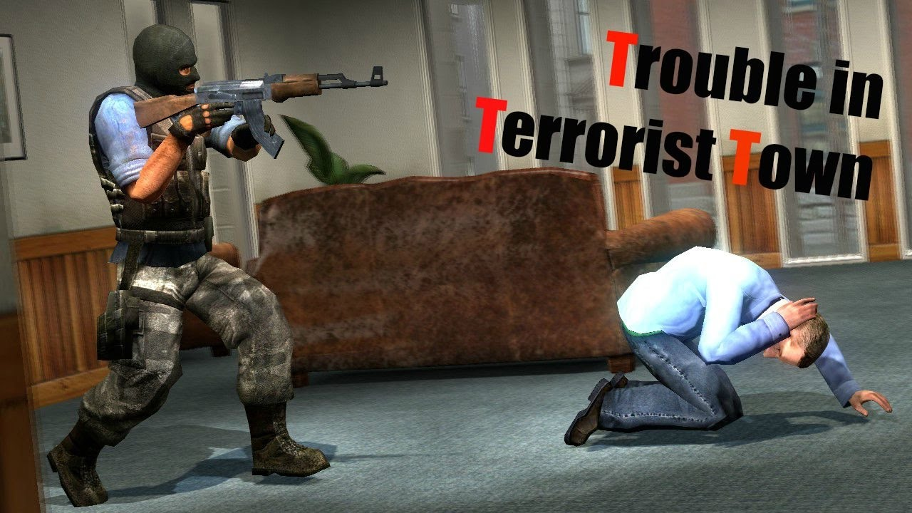 trouble in terrorist town review