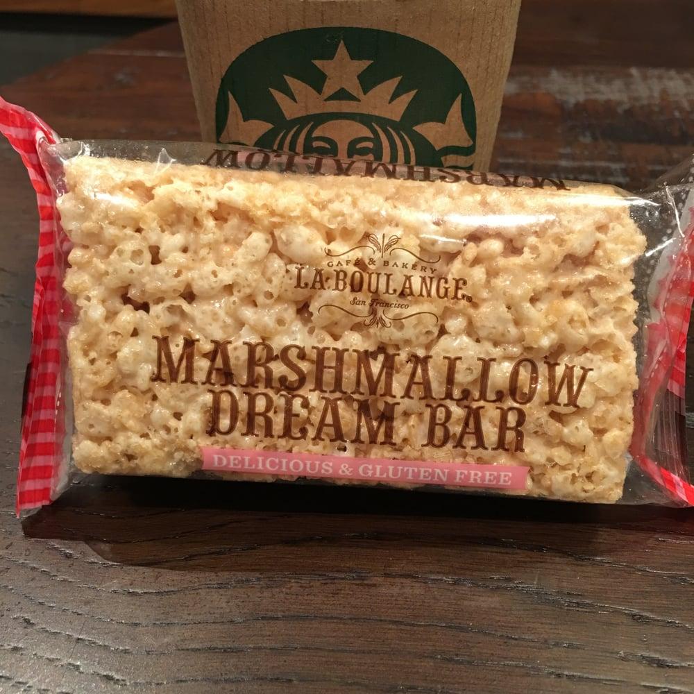 starbucks marshmallow dream bar review
