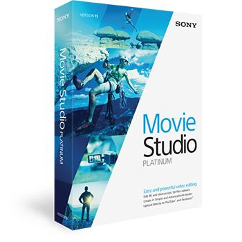 sony movie studio 13 review