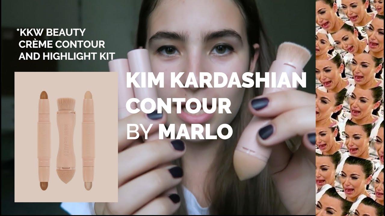 kim kardashian contour kit review