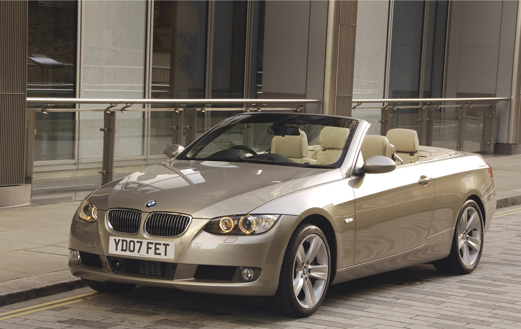 used bmw 3 series convertible review