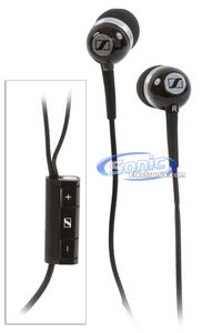sennheiser mm70i in ear headphones review