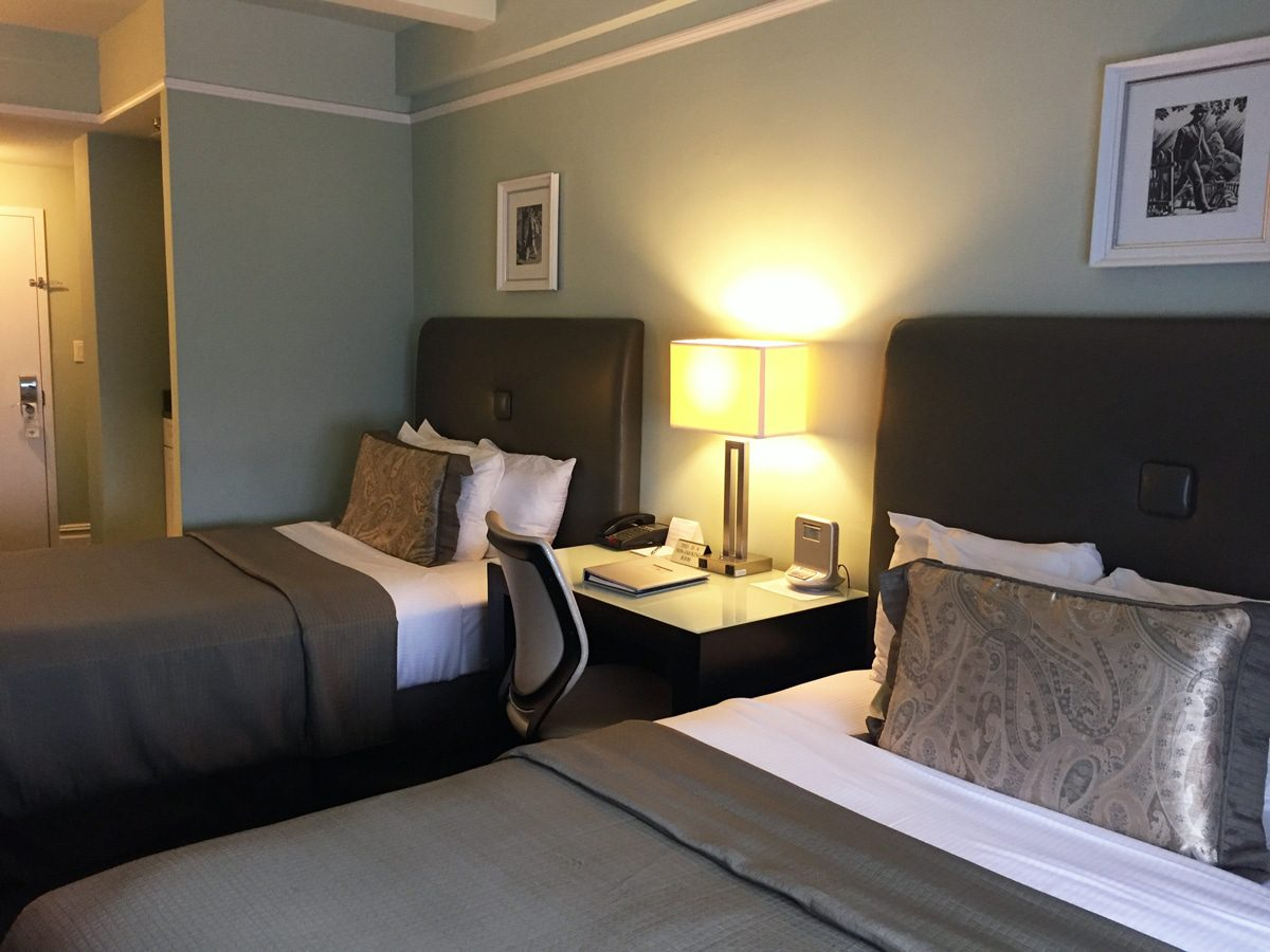 the frederick hotel nyc reviews