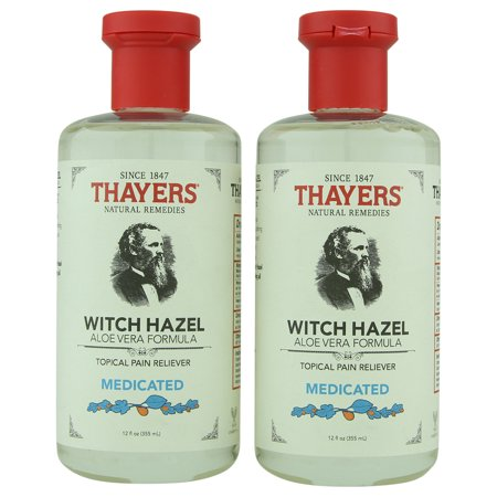 thayers witch hazel with aloe vera astringent review