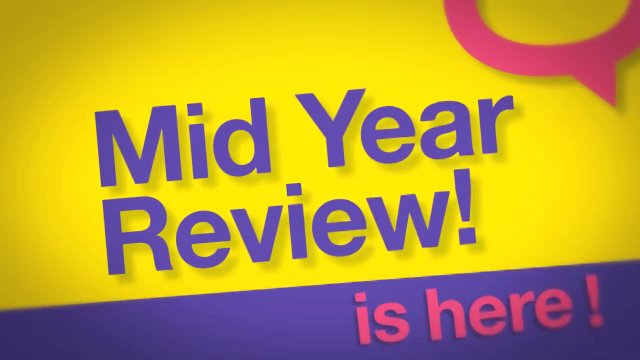 what is a mid year review
