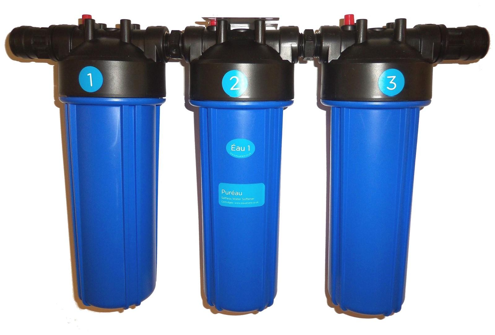 saltless water softener system reviews