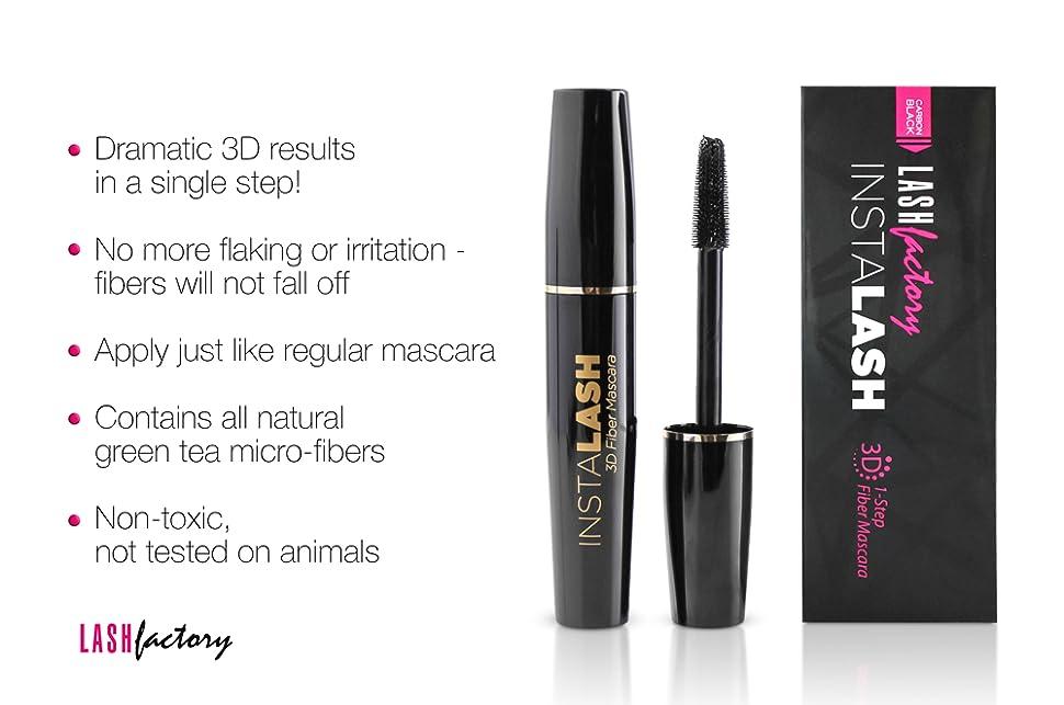 lash factory 3d fiber lashes reviews