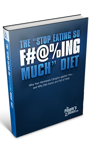 the stop eating so f# ing much diet book reviews