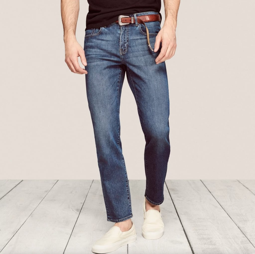 warp and weft jeans review