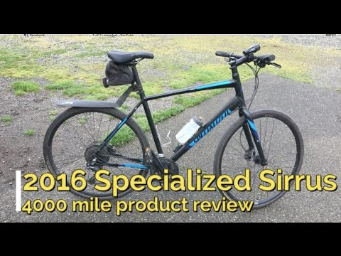 specialized sirrus sport disc 2016 review