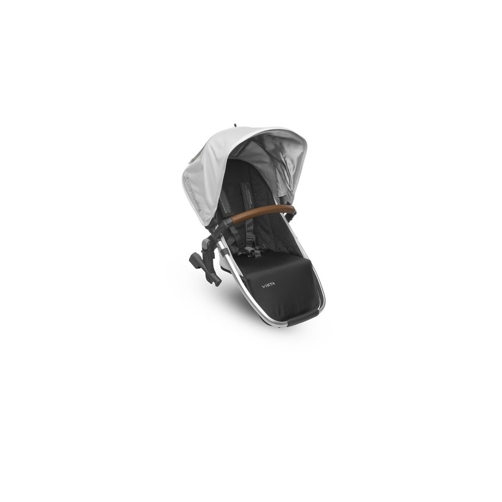 uppababy vista rumble seat review