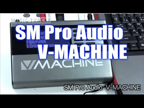 sm pro v machine review