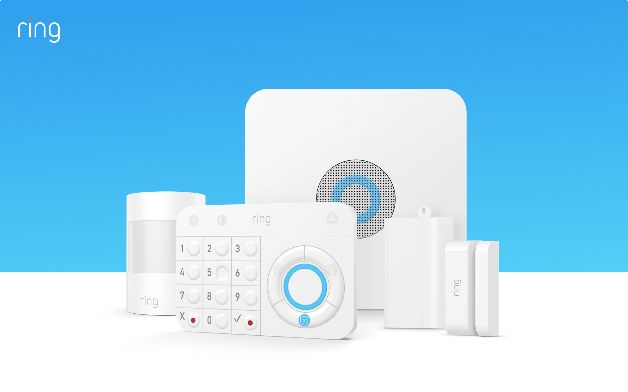 ring home security kit review