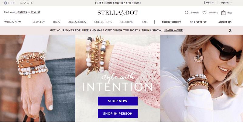 stella and dot product reviews