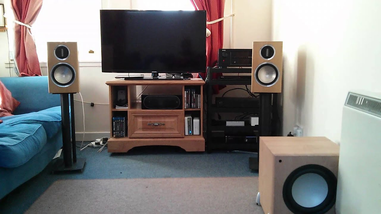 monitor audio gold c150 review