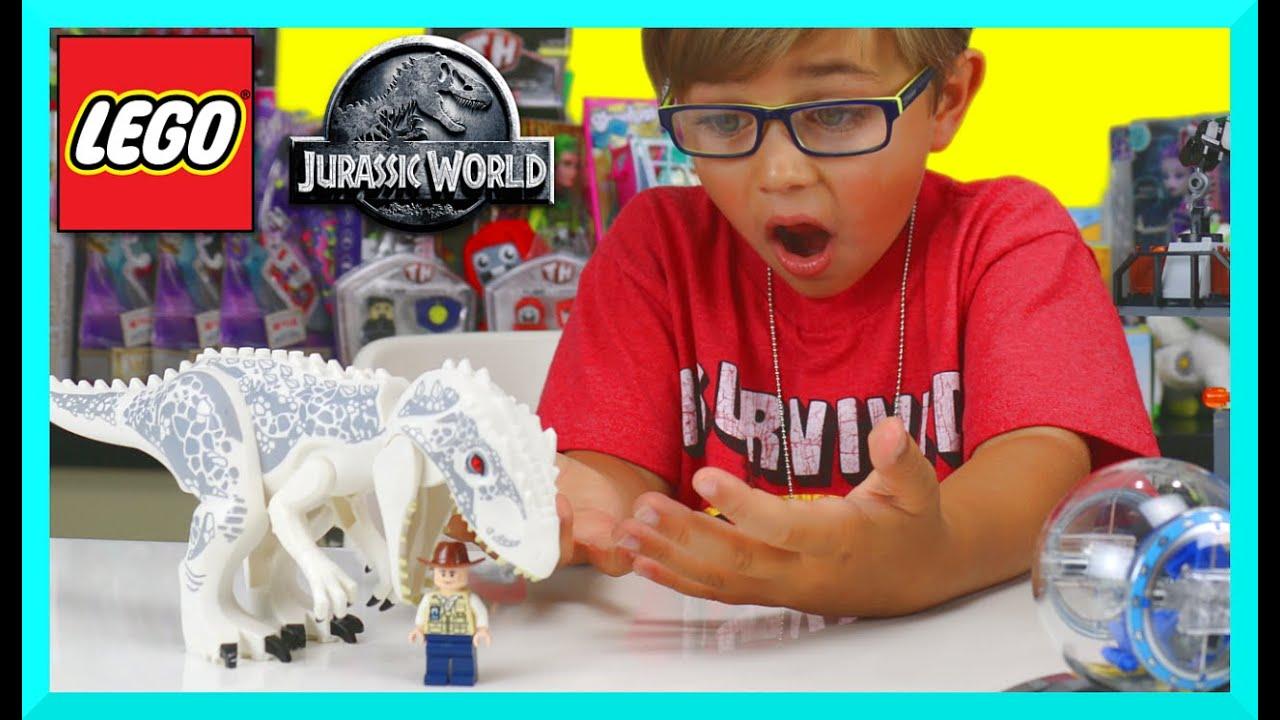 indominus rex lego set review